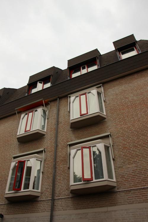 Schilderen deuren en kozijnen Den Haag 9
