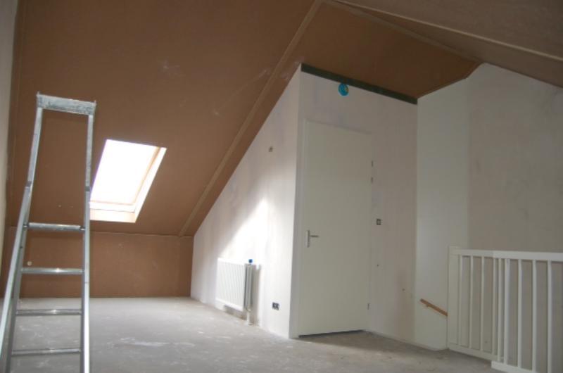 Vliesbehang aanbrengen in woning Den Haag 8