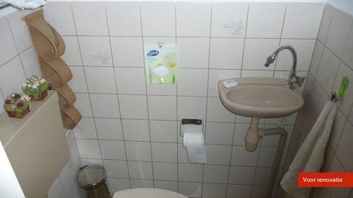 Renovatie toilet Den Haag 4