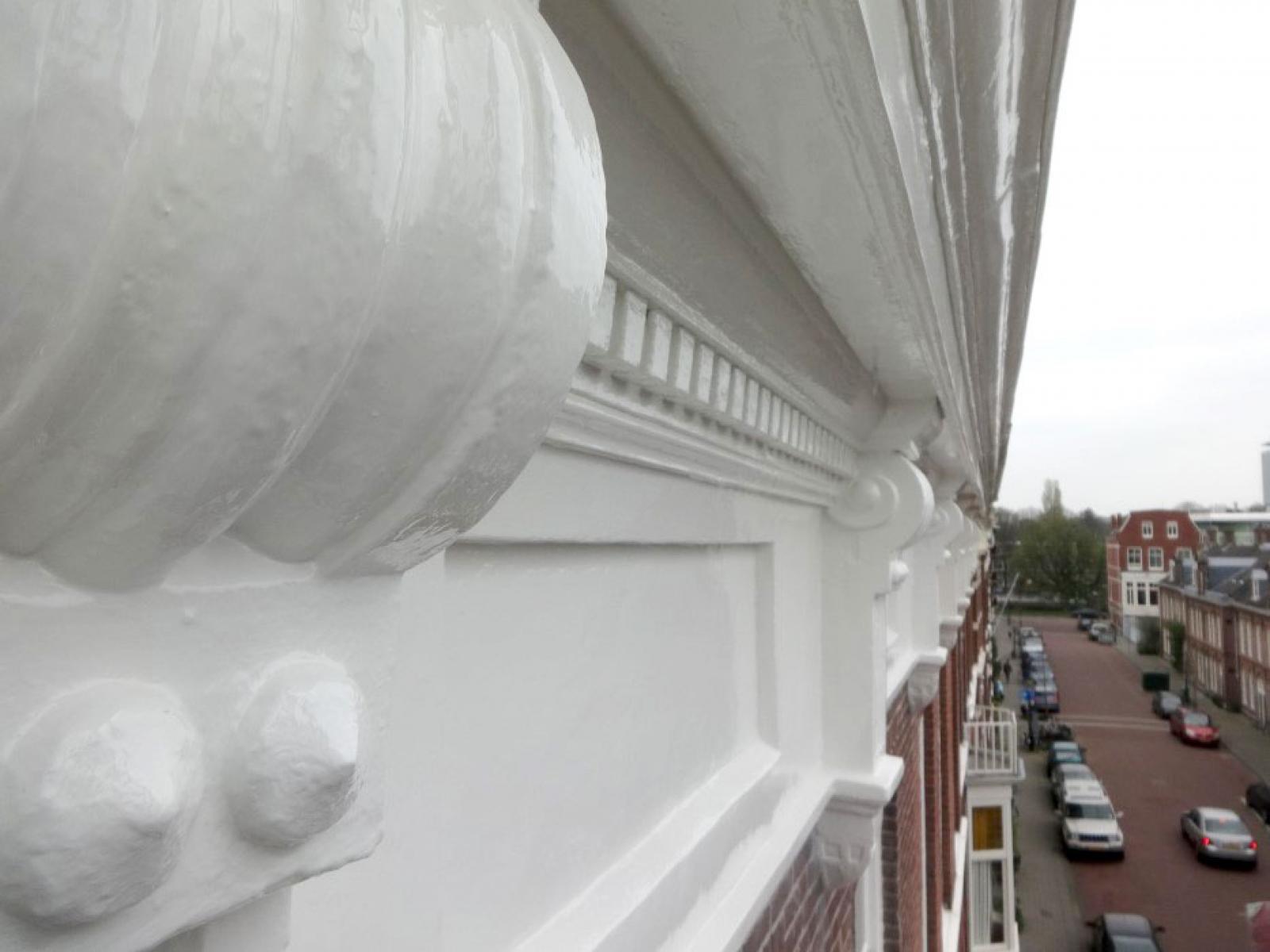 Buitenschilderwerk woning Den Haag