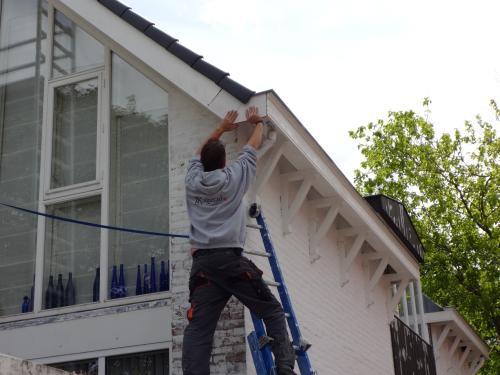 Schilderwerk, timmerwerk en houtrotreparatie 11