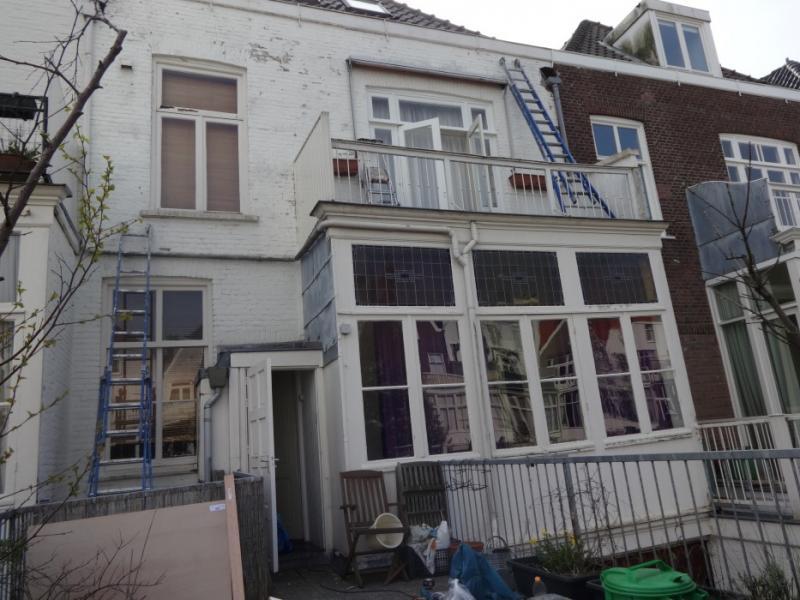 Buitenschilderwerk woning Den Haag 12