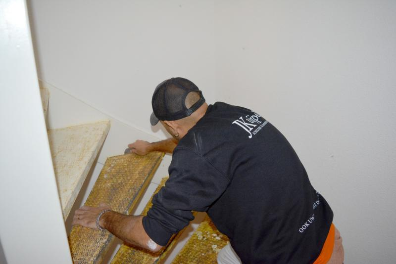 Schilderen, stucen en traprenovatie in Den Haag 8