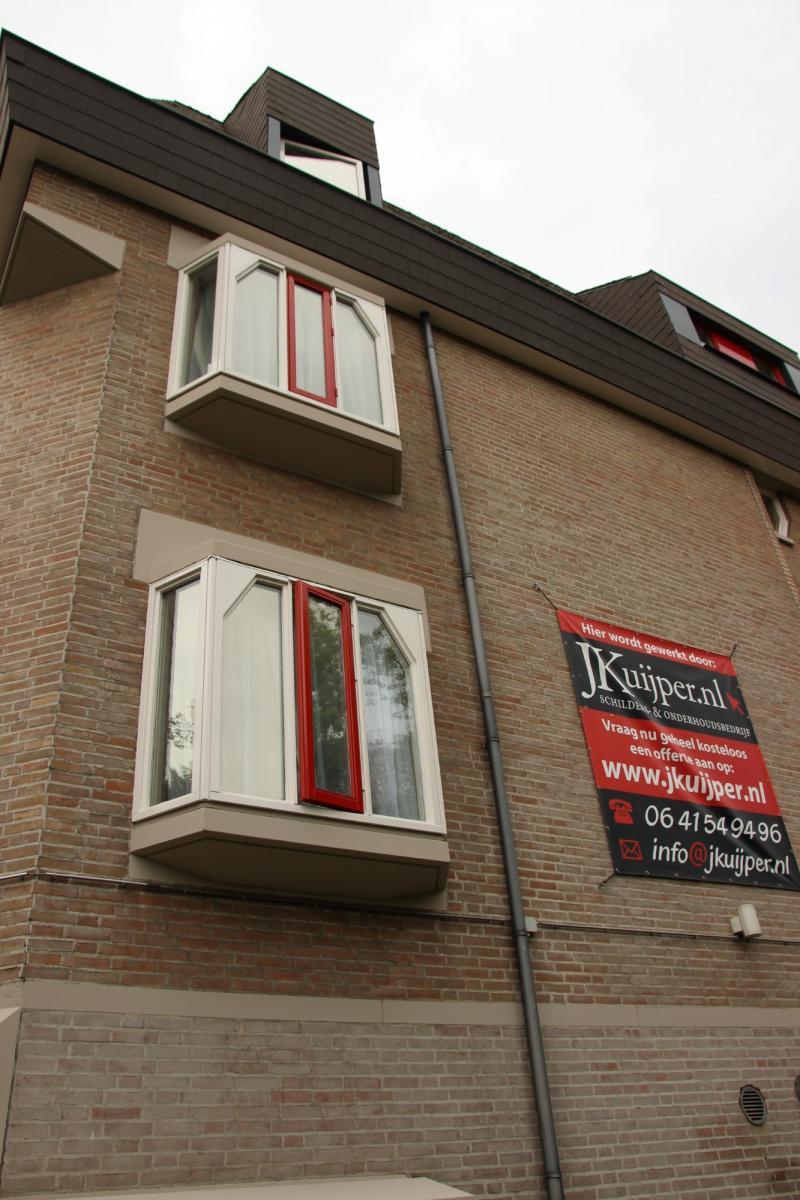 Schilderen deuren en kozijnen Den Haag 10