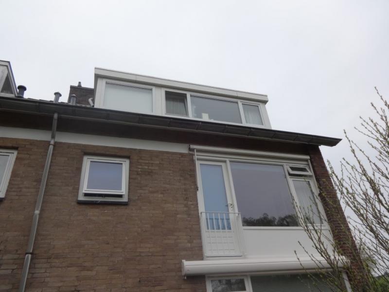 Schilderwerk dakkapel Voorburg 0
