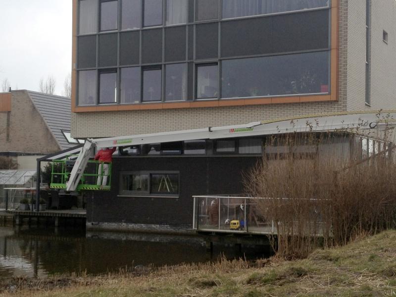 Schilderwerk woning Leidschenveen 2