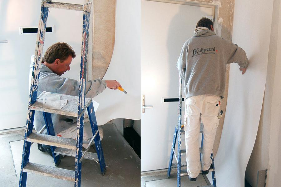 Op zoek naar behang renovlies behang glasvliesbehang for Renovlies of glasvlies