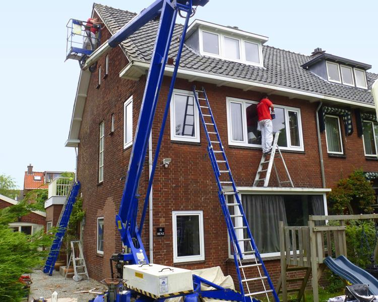 Schilderwerk Voorburg