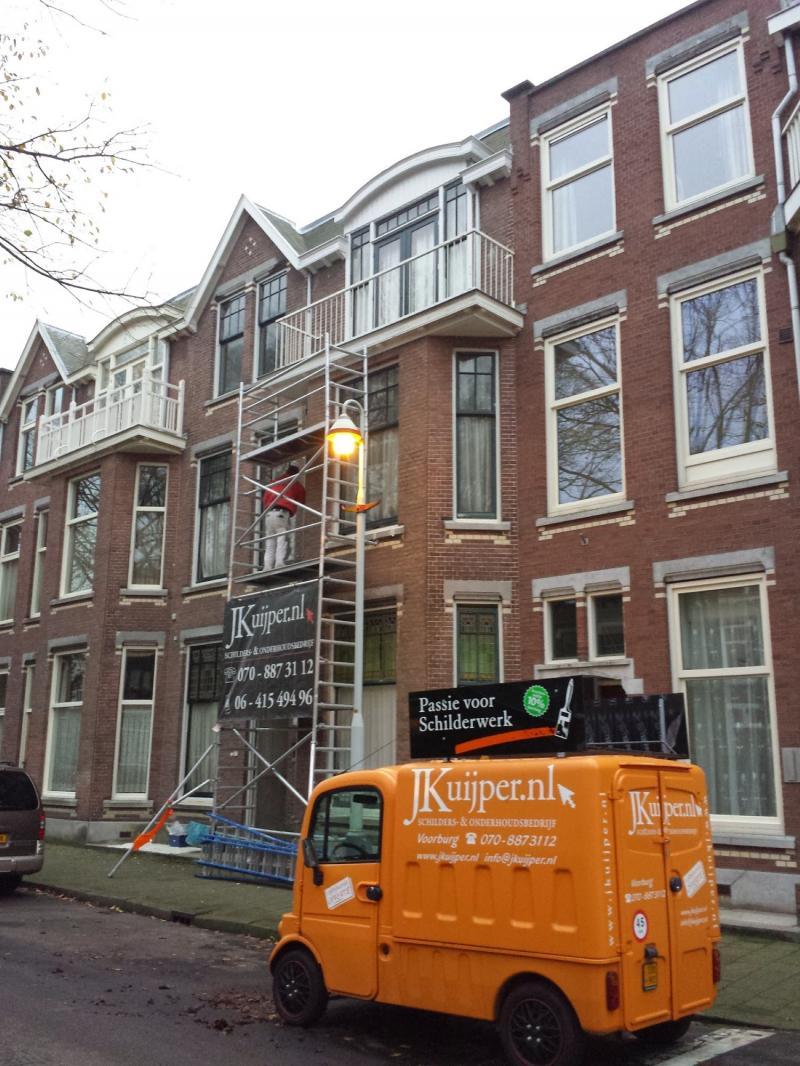 Houtwerk schilderen Den Haag 29