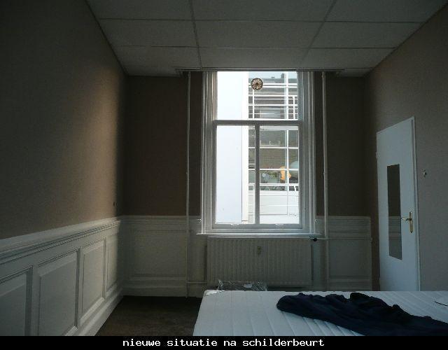 Binnenschilderwerk huis in Den Haag 4