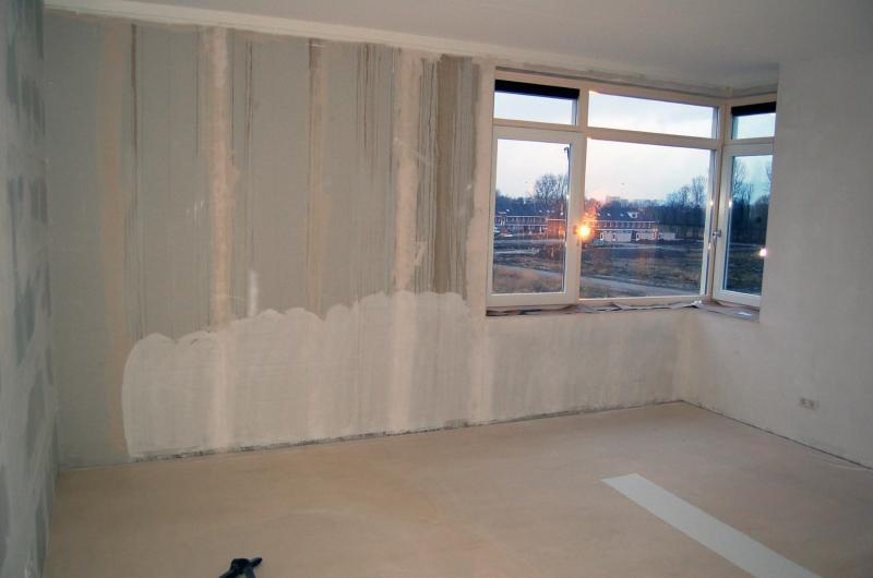 Glasweefselbehang aanbrengen en schilderwerk Den Haag 0