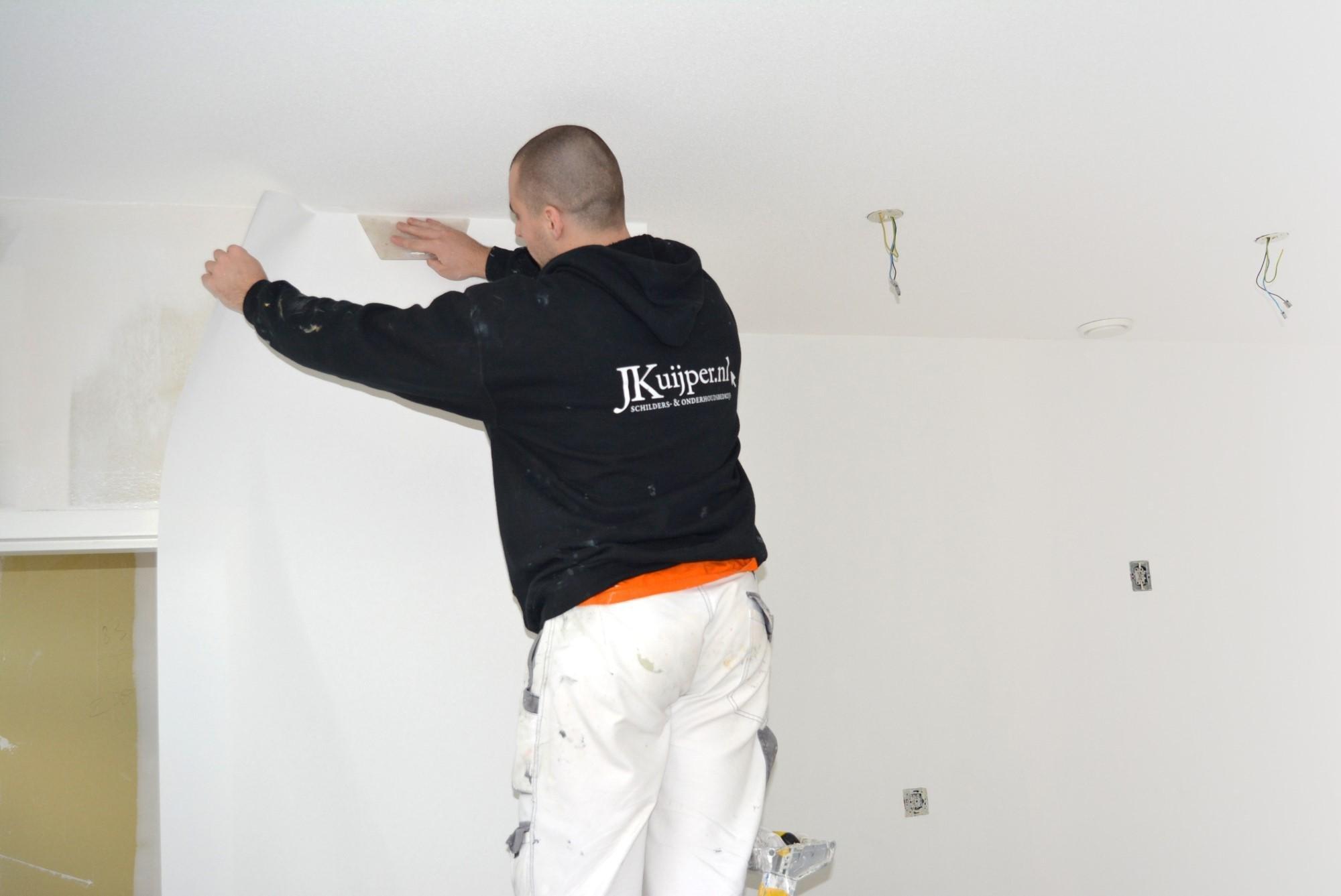 Renovlies aanbrengen woning pijnacker nootdorp for Renovlies behang aanbrengen