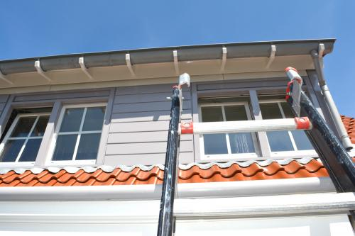 Schilderen dakkapel