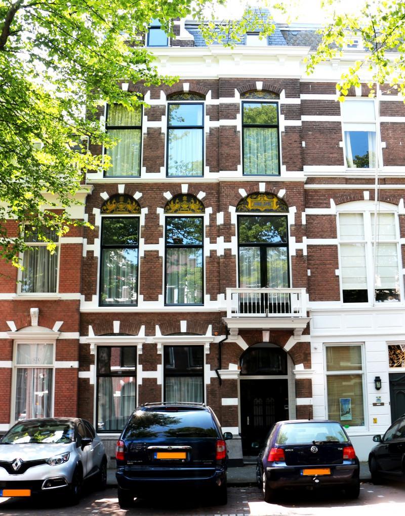 Schilderwerk herenhuis in Den Haag 0