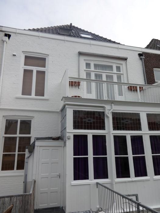 Buitenschilderwerk woning Den Haag 4