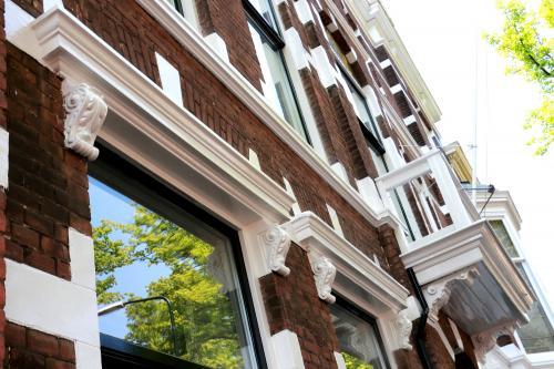 Schilderwerk herenhuis in Den Haag 3