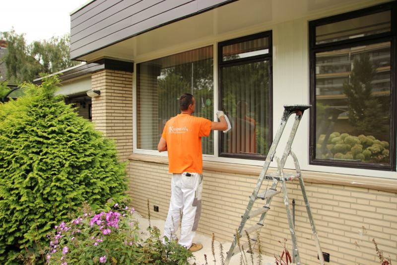 Buitenschilderwerk in Voorburg 5