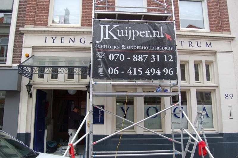 Schilderwerk deuren en kozijnen Den Haag 4