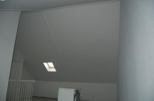 Vliesbehang aanbrengen in woning Den Haag 15