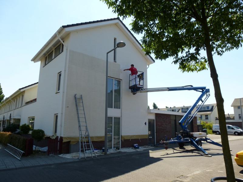 Schilderwerk woning Den Haag 2