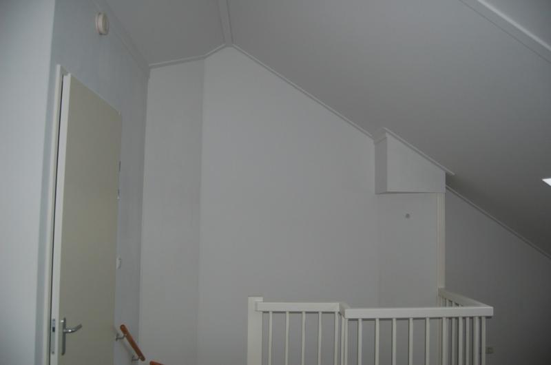 Vliesbehang aanbrengen in woning Den Haag 17