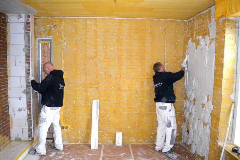 Schilderen, stucen en traprenovatie in Den Haag 7
