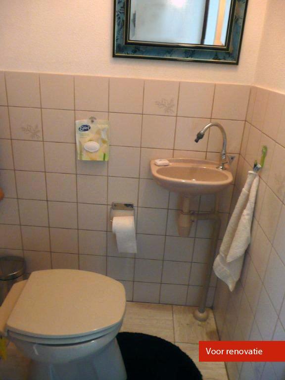 Renovatie toilet Den Haag 11