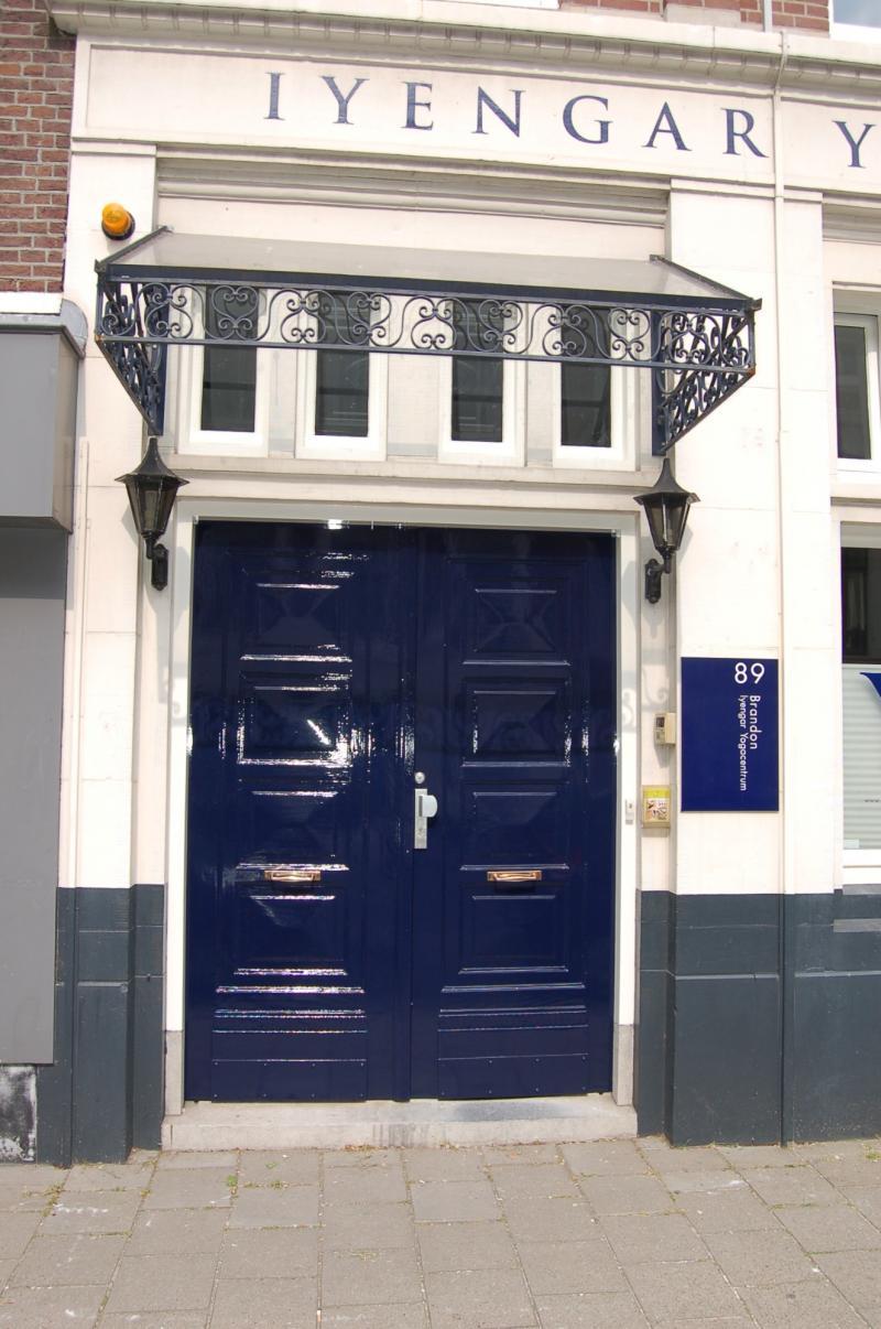 Schilderwerk deuren en kozijnen Den Haag 1