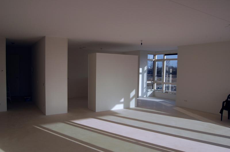 Glasweefselbehang aanbrengen en schilderwerk Den Haag 16