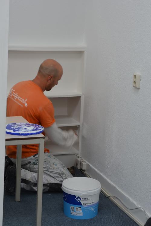 Woning schilderen te Bergschenhoek 10