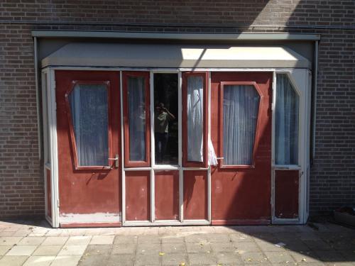 Schilderen deuren en kozijnen Den Haag 12