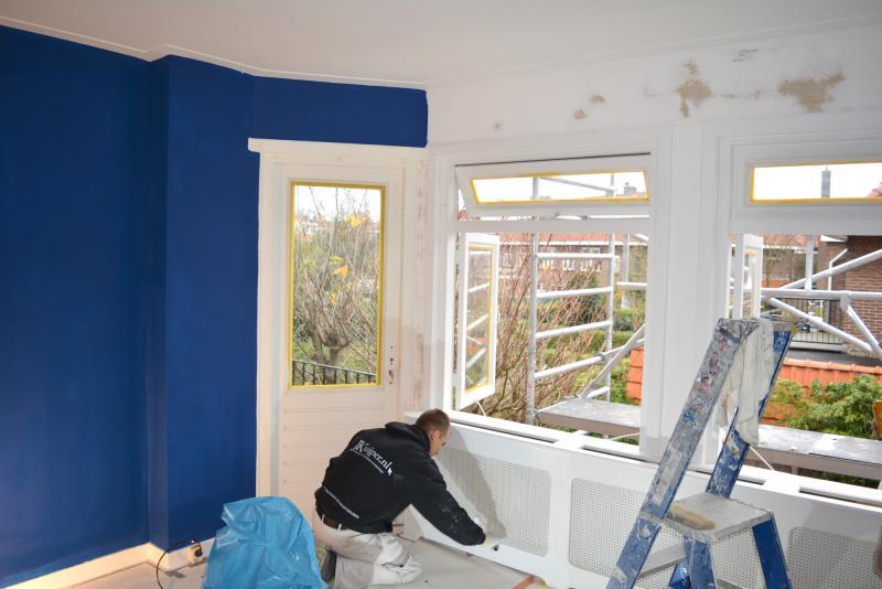 Schilderen, stucen en traprenovatie in Den Haag 6