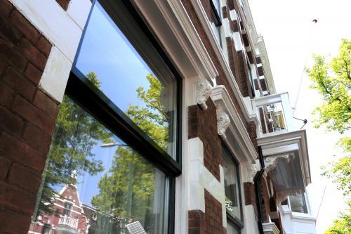 Schilderwerk herenhuis in Den Haag 8