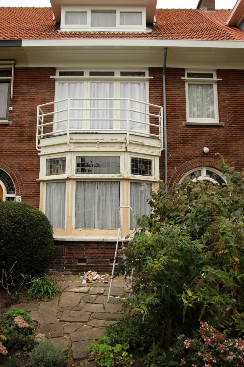 Houtwerk en balkon schilderen Berkel en Rodenrijs 11
