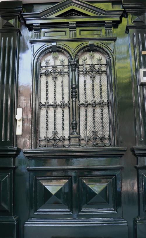 Schilderwerk herenhuis in Den Haag 6