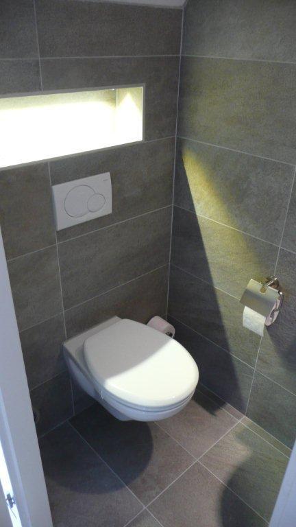 Renovatie toilet Den Haag 1