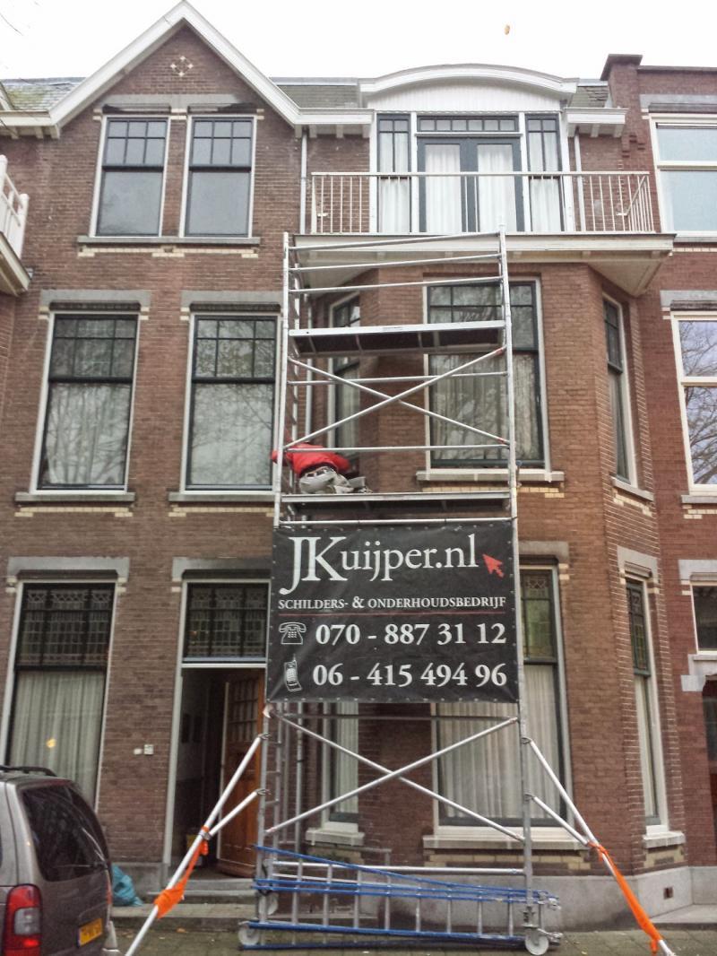 Houtwerk schilderen Den Haag 31
