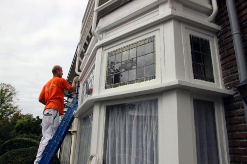 Houtwerk en balkon schilderen Berkel en Rodenrijs 13