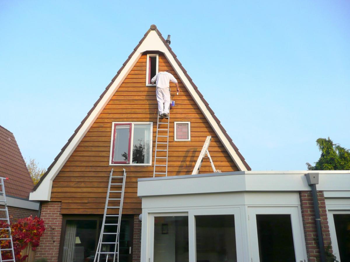 Buitenschilderwerk Den Haag