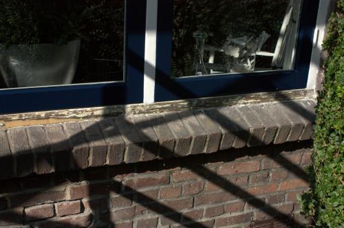 Houtrot repareren Voorburg 7