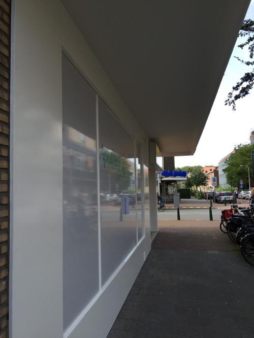 Buitenschilderwerk winkelruimte Den haag 7