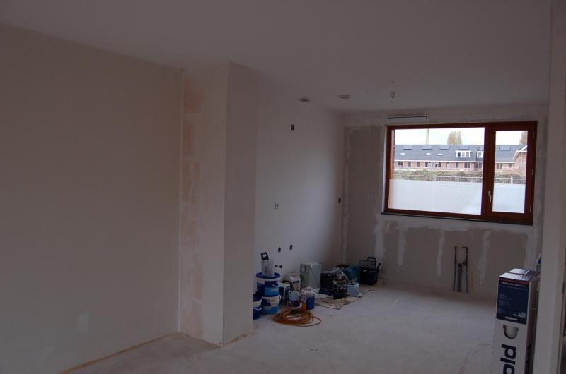 Glasweefselbehang aanbrengen en schilderwerk te Zoetermeer 2