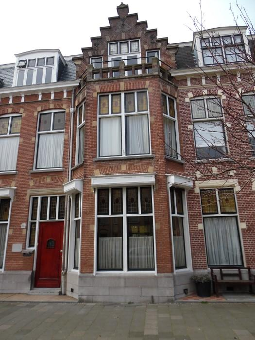 Schilderwerk woning Rijswijk 1