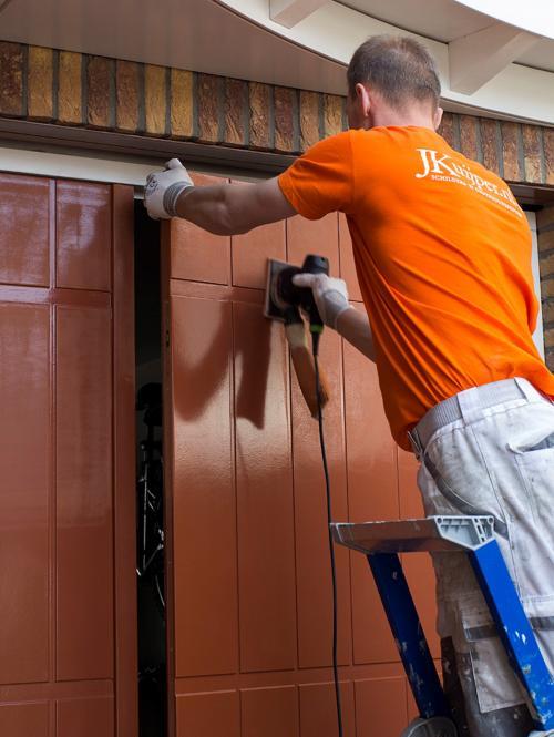 Schilderwerk deuren en kozijnen te Voorschoten 9