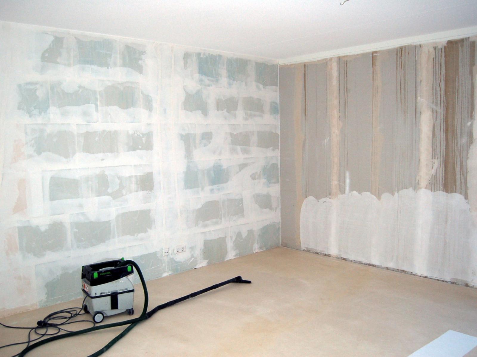 Glasweefselbehang aanbrengen en schilderwerk Den Haag