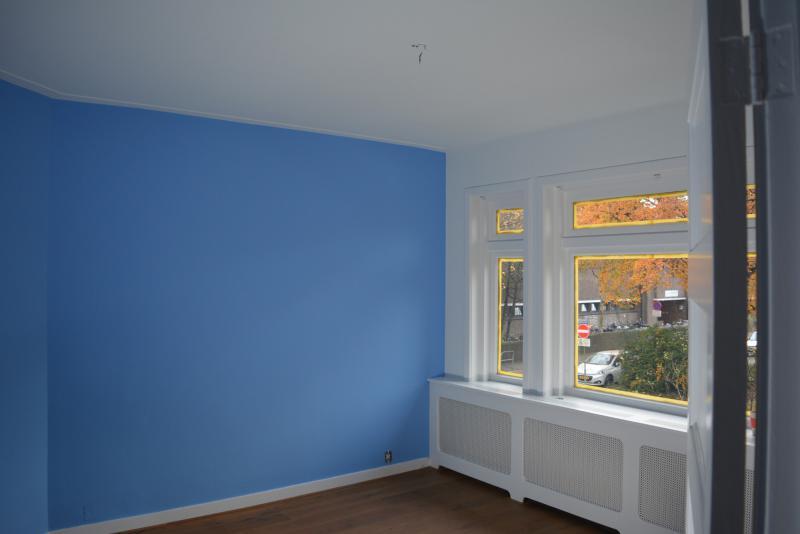 Schilderen, stucen en traprenovatie in Den Haag 2
