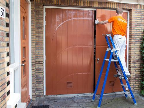 Schilderwerk deuren en kozijnen te Voorschoten 10