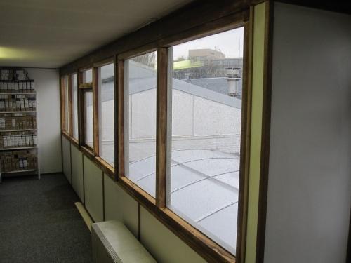 Onderhouden en verven kantoorruimte Wassenaar 2