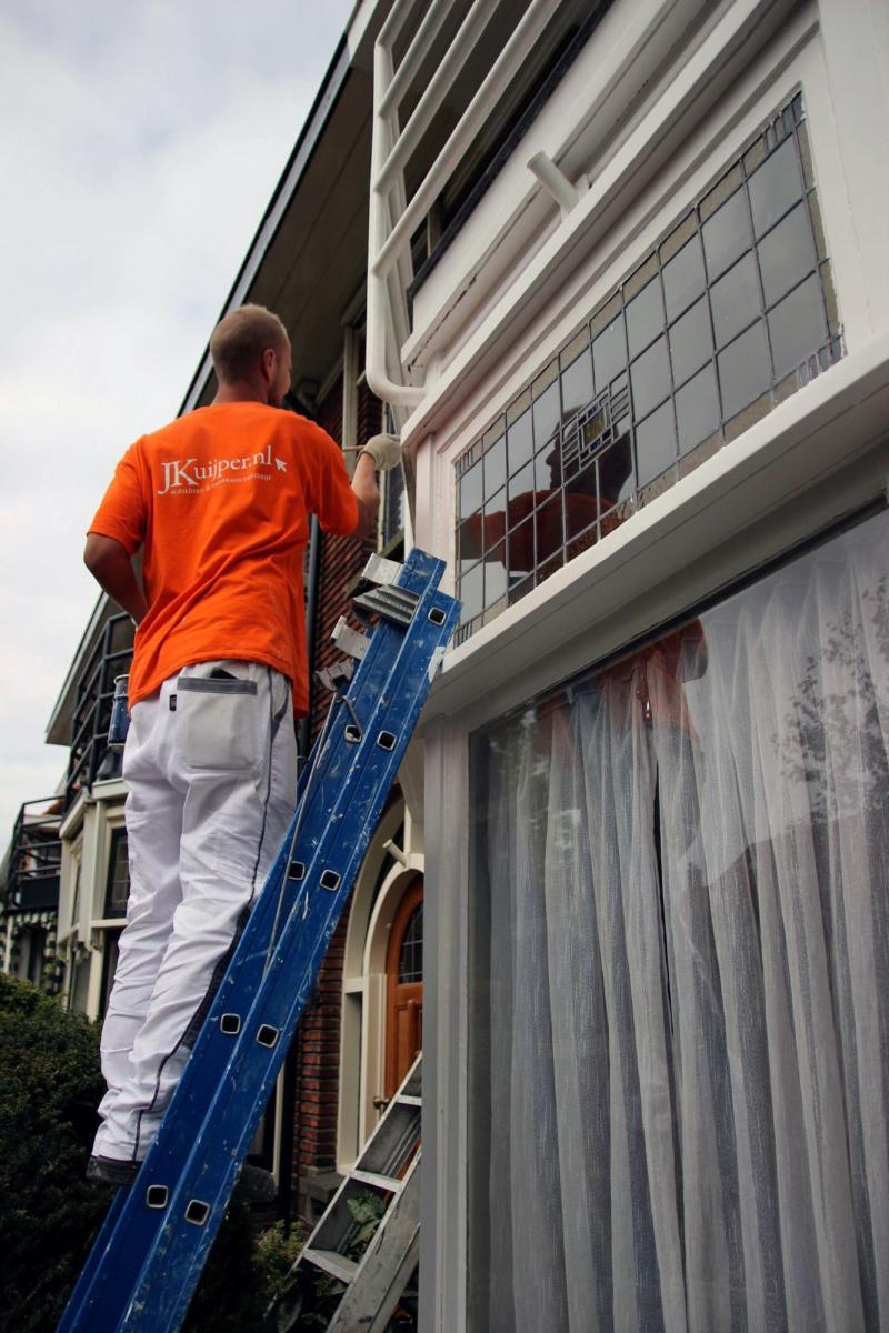 Houtwerk en balkon schilderen Berkel en Rodenrijs 12