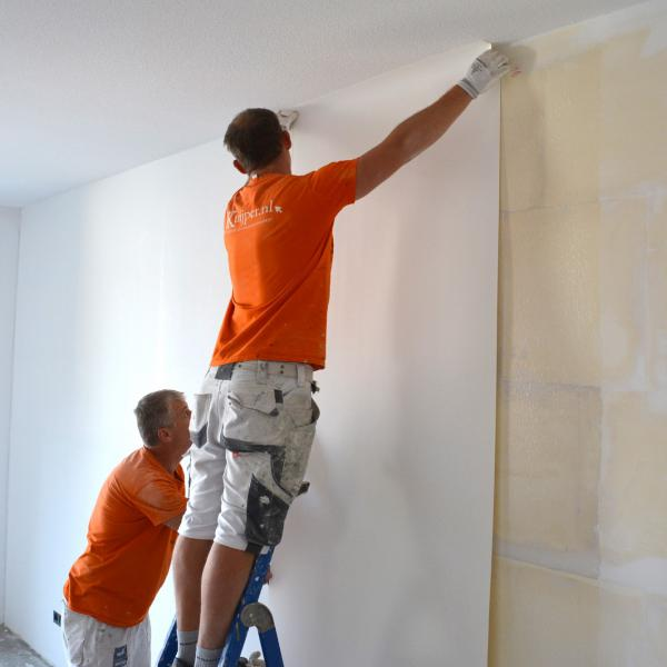 Op zoek naar behang renovlies behang glasvliesbehang for Renovlies behang aanbrengen